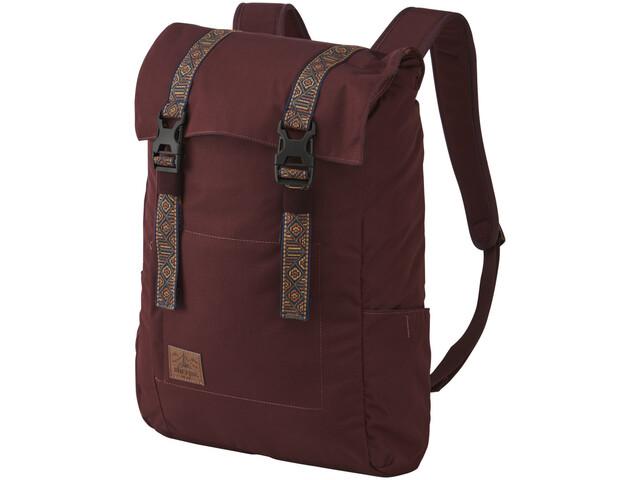 Sherpa Yatra Heritage Pack, ani burgundy